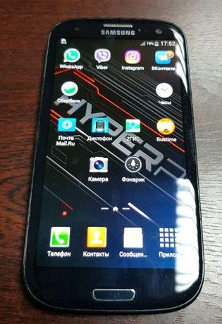 Samsung  Galaxy S3 Duos I9300i (Blue)
