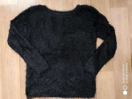 Теплый свитер-травка р. М