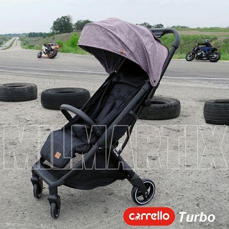 Легкая прогулочная коляска Carrello Turbo