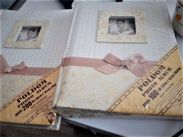 Foto Album na zdjęcia 10x15 cm POLDOM prezent na ślub