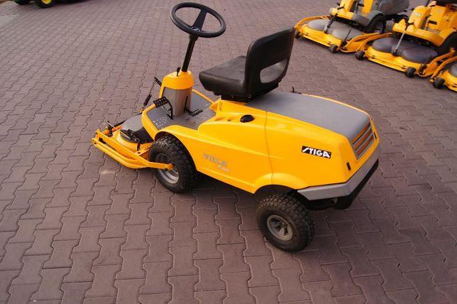 Traktorek kosiarka STIGA VILLA -mulczer Trak-Tom