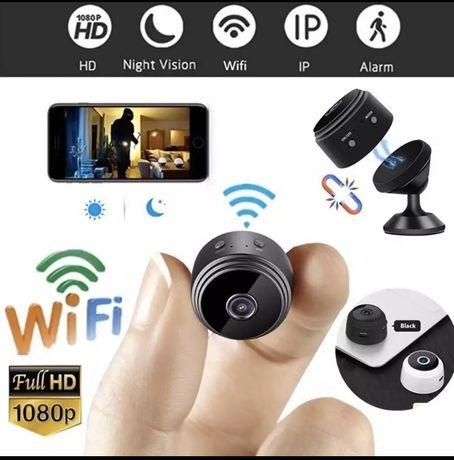 Микро камера Мини камера WiFi видеоняня детская беспроводная 120мин