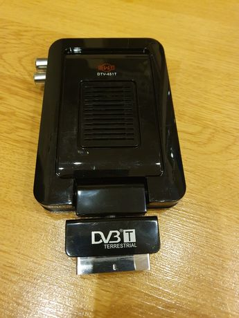 Tuner DVB-T telewizji naziemnej