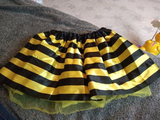 Oddam za Kinder joy strój pszczoła spódnica plus opaska