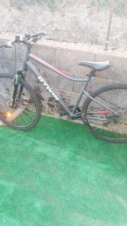Vendo bicicleta b-twin