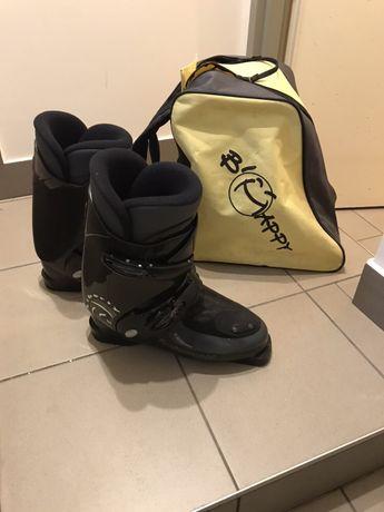 Narty+ buty + pokrowce