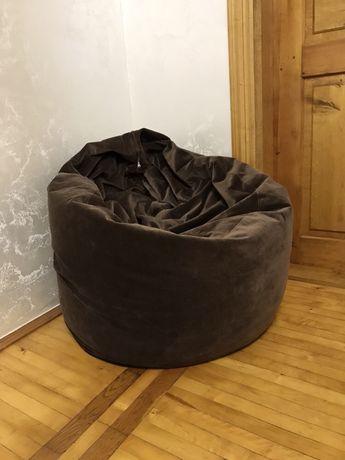 Крісло-мішок. Безкаркасне крісло. М'яке крісло. Мішок. Груша.