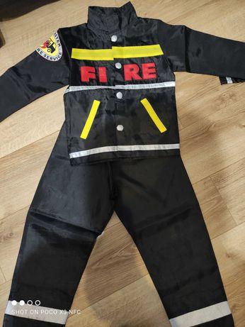 Strój strażacki 110-116