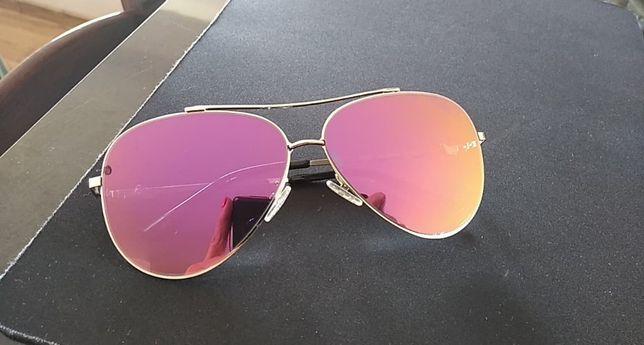 okulary przeciwsłoneczne pilotki GUESS stan idealny