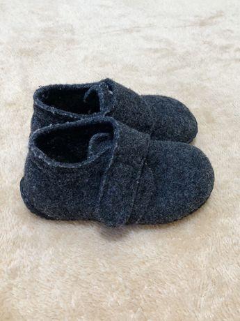 Тёплые ботинки-тапочки Jacadi