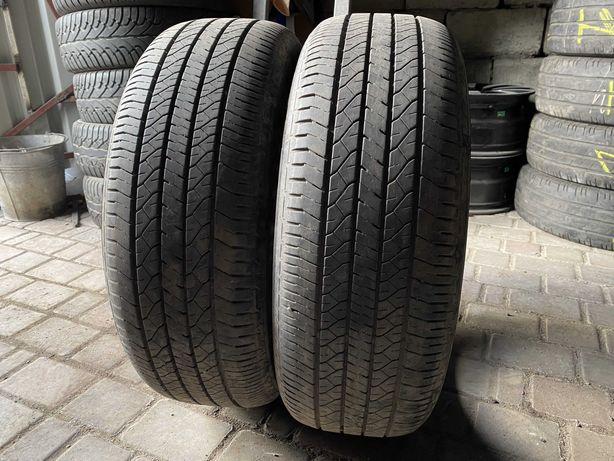 лето 215\60\R17 6.5мм Dunlop 2шт летняя резина СКЛАД ШИН И ДИСКОВ