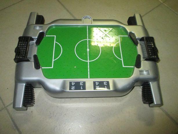 Brinquedo antigo jogo futebol Flipper