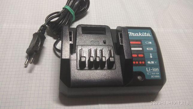 Зарядное устройство для аккумуляторов инструмента Makita DC18WA