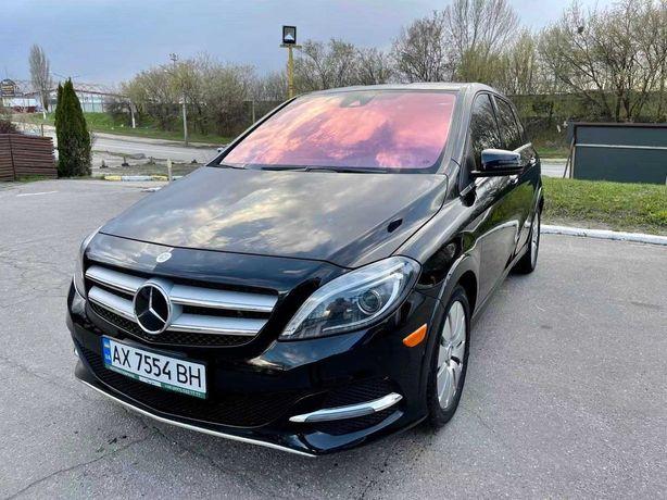 Mercedes-Benz B 250e Electric Long Range