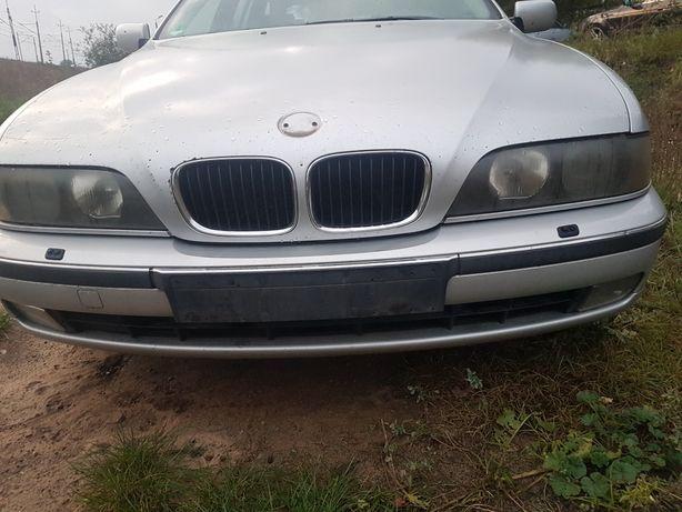 Zderzak BMW e39 titansilber