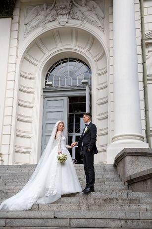 Роскошное свадебное платье Pollardi /Wedding dress Pollardi