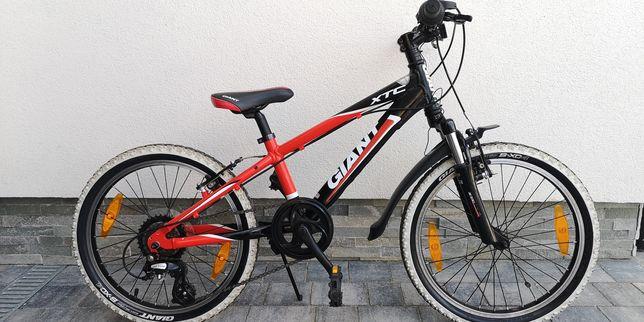 Idealny rower Giant XTC dla dziecka ok 4-7lat koła 20 cali