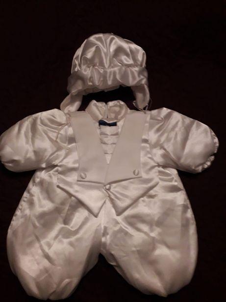 ubranko do chrztu dla chłopca 64