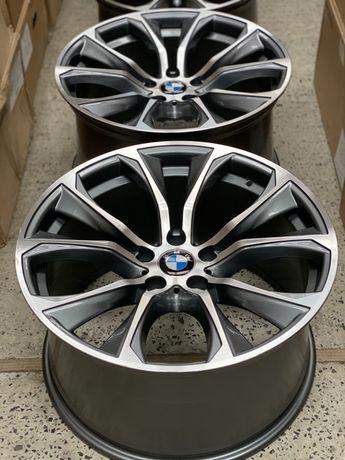 Диски Новые R20/5/120 BMW X5 Е53 Е70 F15 X6 E71 E72 в наличии