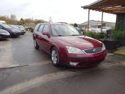 Разборка форд мондео мк3 2004