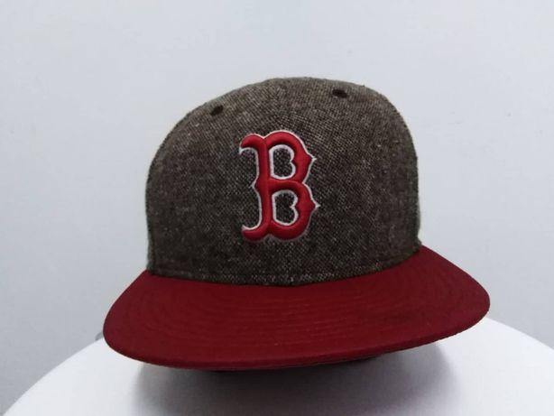Boné NEW ERA Boston Red Soxs 59FIFTY Major League Baseball collection