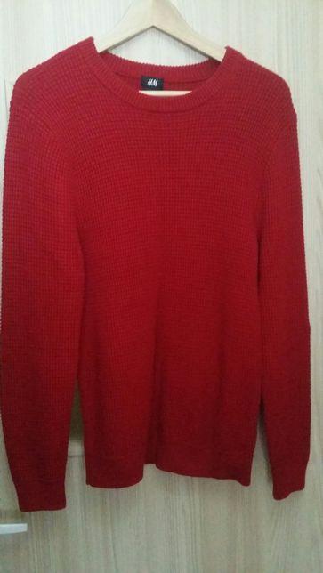 Sweter męski, H&M, M/L, nowy