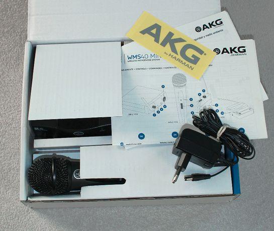 Mikrofon Bezprzewodowy AKG WMS 40 Mini Vocal Set