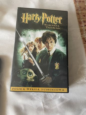 Harry Potter i komnata tajemnic - kaseta VHS