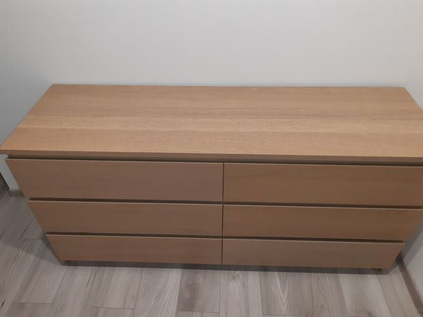 Komoda 6 szuflad