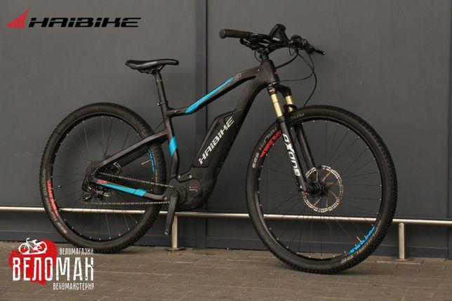 Электровелосипед Haibike XDURO HardNine Carbon 8.0. Trek Cube Scott GT