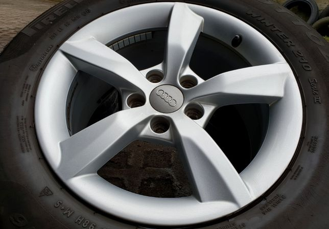 "Koła aluminiowe 16"" 5x112 Audi A6 C7 A4 B8 B9 A8 A5"