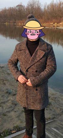 Двубортное мужское пальто J.Boys