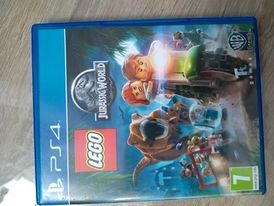 LEGO Jurrasic World PlayStation 4