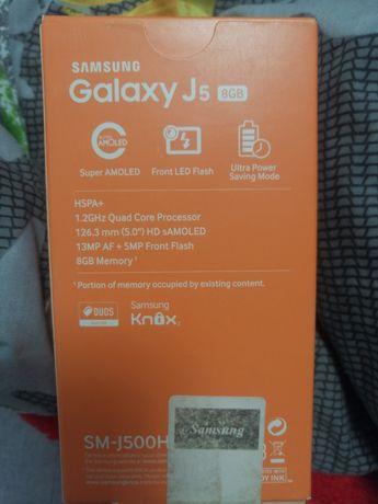 Samsung j5 j500 duos 8gb gold