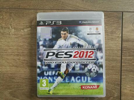 Gra PES 2012 Sony PS3