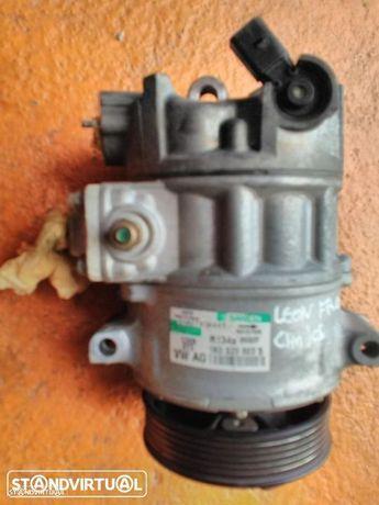 Compressor de Ar Condicionado Seat Leon. TDI