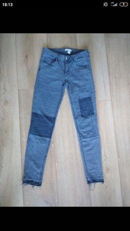 Spodnie jeansowe H&M Conscious