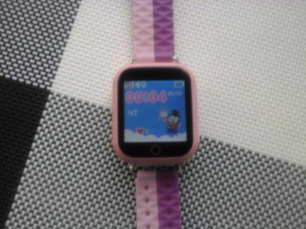 Детские смарт - часы Smart Baby Watch, часы Smart Baby  Watch Q100s