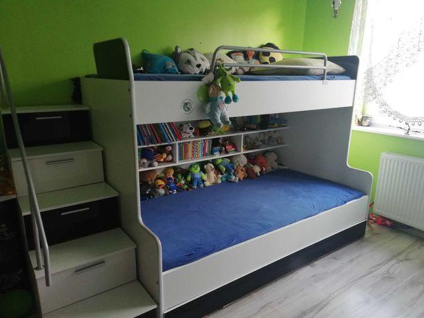 Łóżko piętrowe raj 2