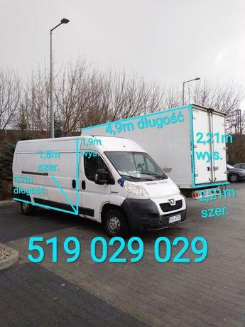 100zł/h Transport przewóz mebli AGD w sobotę montaż mebli wnoszenie