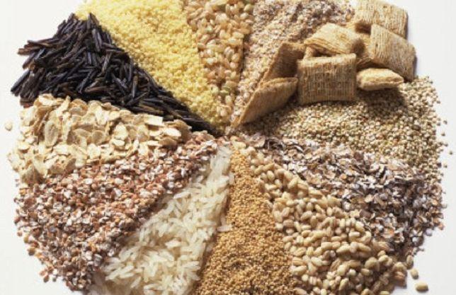 Зерновые культуры и примеси