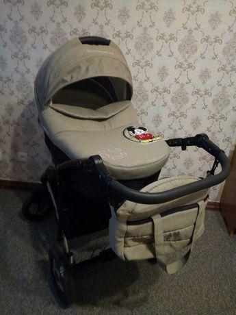 Детская коляска Camarelo Sevillа2в1