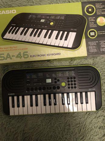 Синтезатор Casio миди клавиатура
