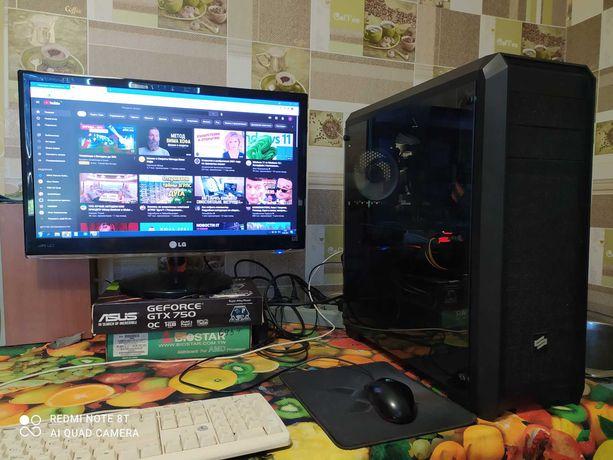 Мечта геймера GTX 1060 6Gb. Игровой ПК