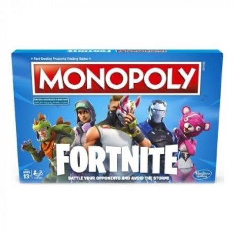 Настольная игра Hasbro Монополия Fortnite английский