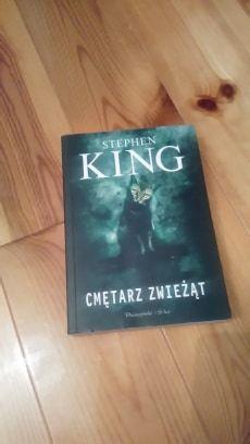 Stephen King: Cmętarz Zwieżąt