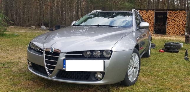 Alfa Romeo 159 Q4 3,2Jts Xenon Bose Navi (Części)