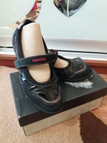 Туфли (мокасины) Geox, 35р.( по стельке 23- 23.2см)