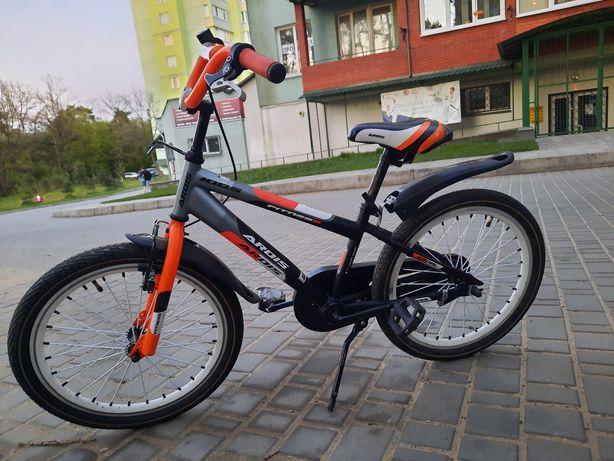 Велосипед на 5-7років