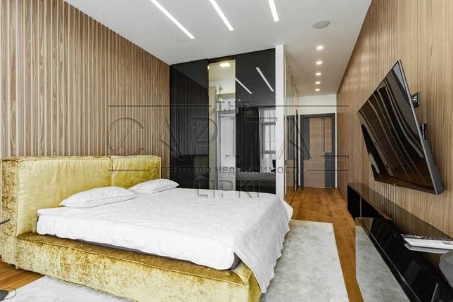 Лучшая 4к квартира в аренду, ЖК Новопечерские Липки 125 м2 Драгомирова